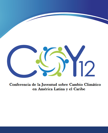 Agenda: XII Conference of Youth-COY 12